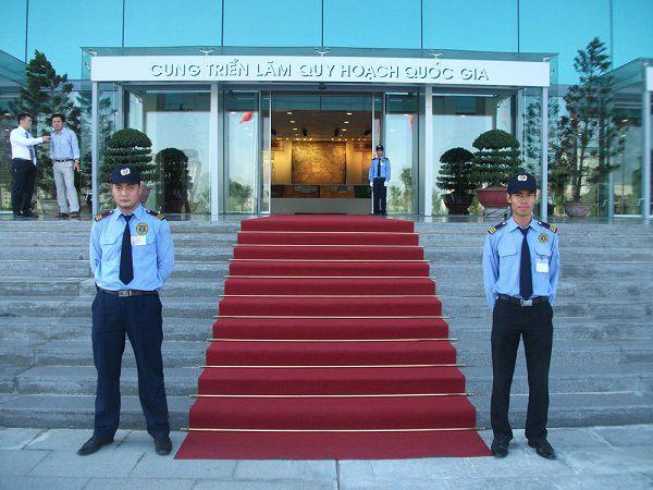 Bảo vệ Lê Gia cung cấp dịch vụ bảo vệ lễ hội, sự kiện