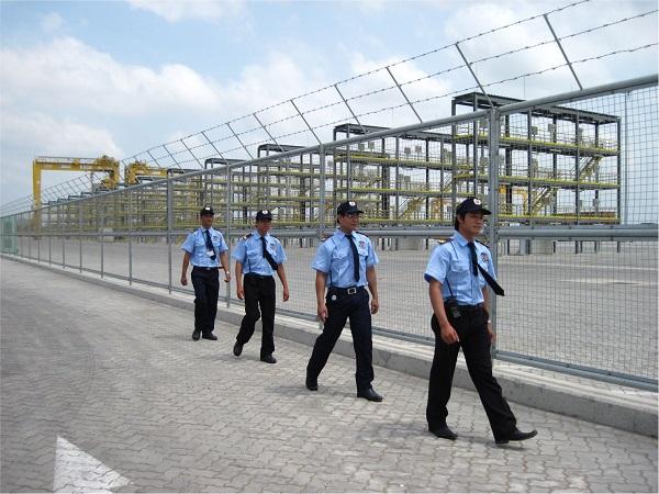 Nhiệm vụ cần làm của bảo vệ tuần tra nhà máy - công xưởng